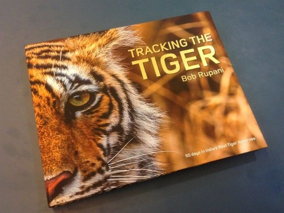 Bob Rupani Tracking the Tiger Book Cover