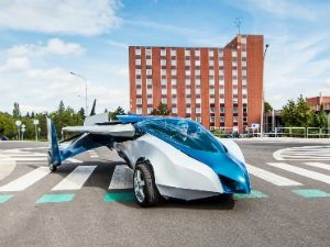 AeroMobil to debut production ready flying car