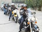 Harley owners ride for their daughters