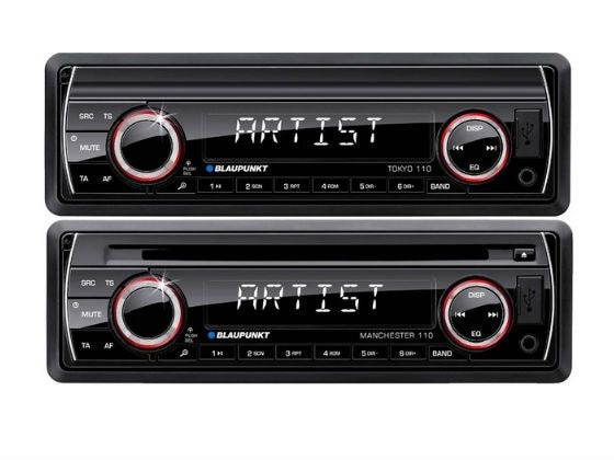 Blaupunkt launches two new car stereos for the Indian market