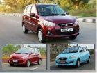 New Maruti Alto K10 vs Hyundai Eon 1.0 vs Datsun Go: Spec Comparison