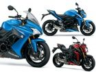 2014 INTERMOT: Suzuki unveils GSX-S1000F and GSX-S1000