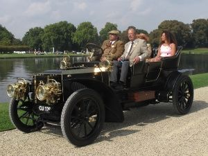 2014 Chantilly Concours: A Judge's perspective