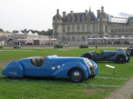 2014 Chantilly Concours 2