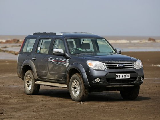 2014 ford endeavour review zigwheels