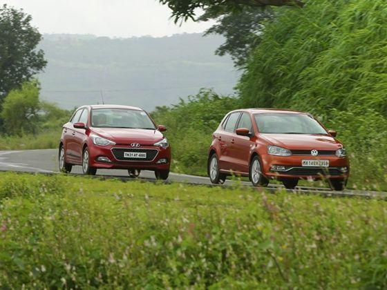 Hyundai Elite i20 vs VW Polo 1.5