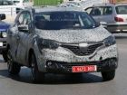 2016 Renault Koleos spied