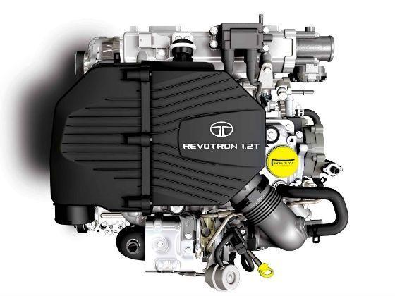 Tata Zest Revotron petrol with Honeywell turbocharger