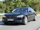 2016 BMW 7-series interior spied