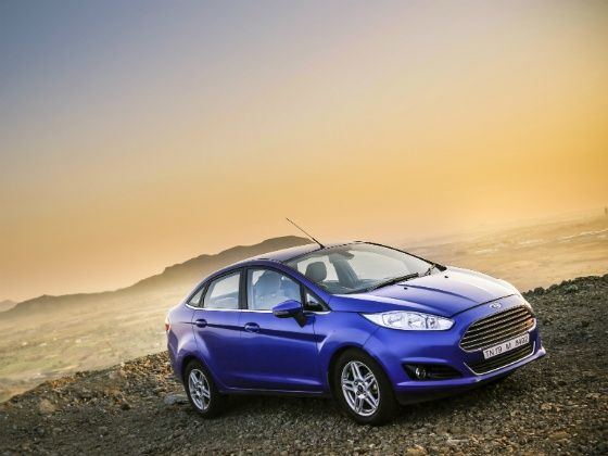 Ford Fiesta Long Term Report front