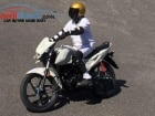 New Honda 125cc motorcycle caught testing