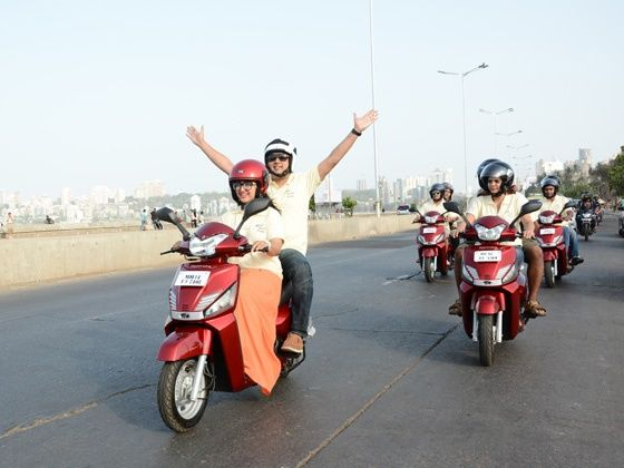 Mahindra Go Gusto Rides on a gastronomical journey