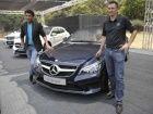 Mercedes-Benz organises LuxeDrive in Mumbai