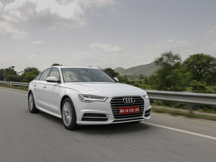 2015 Audi A6 Test Drive Review  ZigWheels