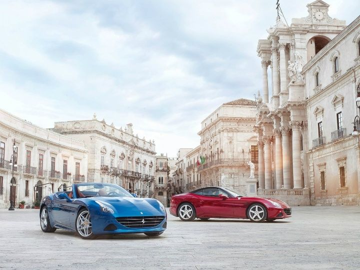 Ferrari California T to be officially unveiled in India on ...