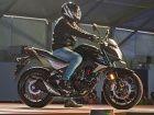 New Honda CB Hornet 160R showcased in India