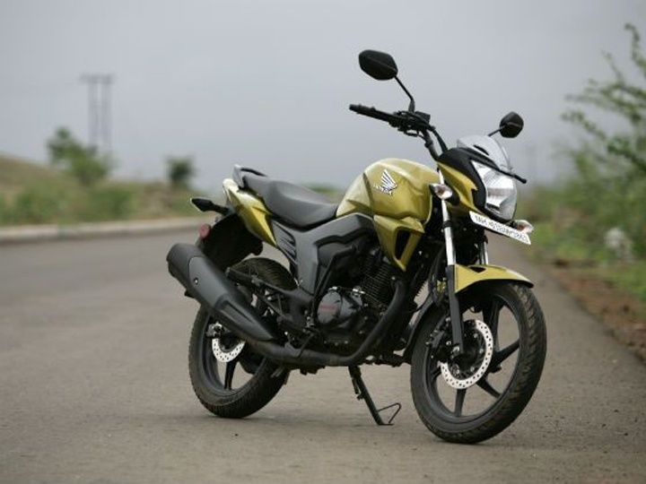 Used 2013 model Honda CB Trigger for sale in Hyderabad. ID