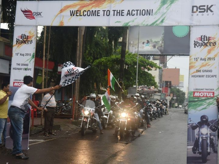 DSK Hyosung owners celebrate 69th Independence Day