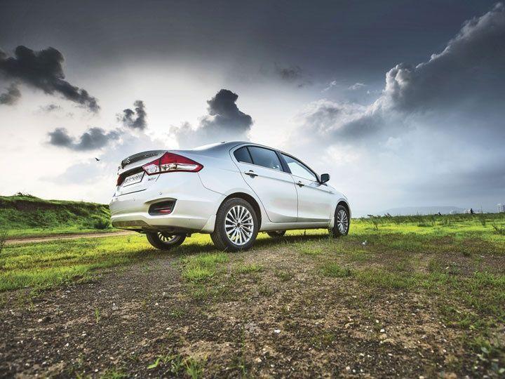 2014 Maruti Suzuki Ciaz ZXi+ petrol sedan user review