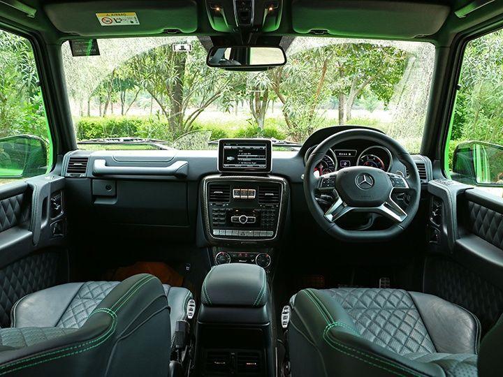 2015 Mercedes Amg G63 Review Zigwheels