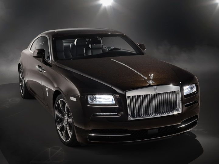 Rolls-Royce Wraith 'Inspired by Music' edition revealed