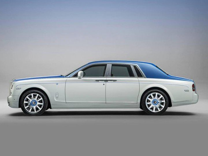 2016 Rolls-Royce Phantom Nautica Edition