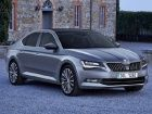 Upcoming Skoda Superb Laurin & Klement edition spotted testing