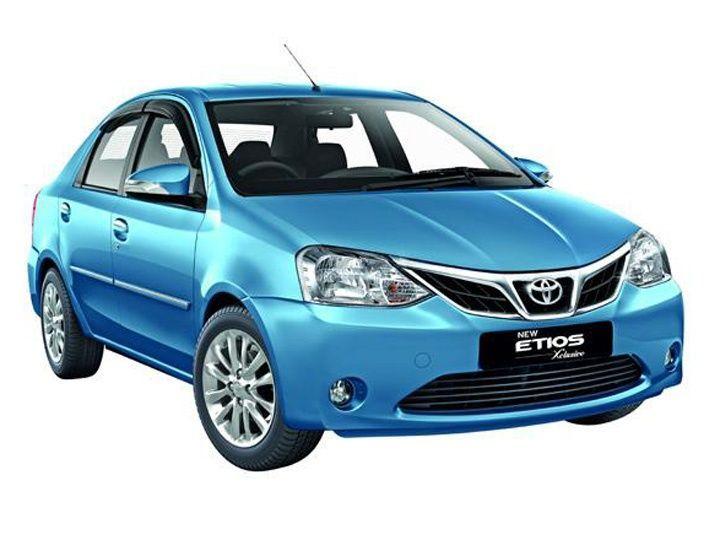new car launches zigwheelsToyota Launched Etios Xclusive Edition  ZigWheels