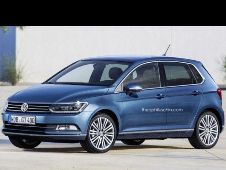 2018 Volkswagen Polo render