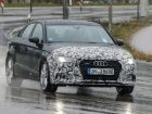 Facelifted Audi A3 Spied With A4-inspired Front Fascia
