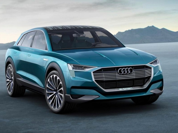 Audi Q6 h-tron