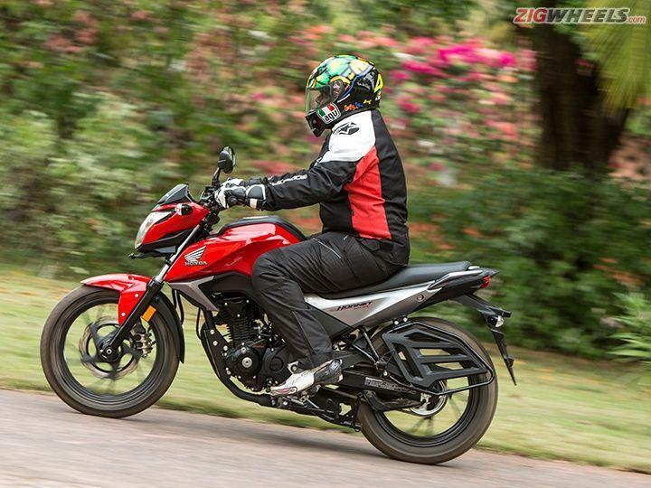 Honda CB Hornet 160R : Detailed Review - ZigWheels