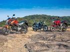 Honda CB Hornet 160R vs Suzuki Gixxer vs Yamaha FZ-S FI: Comparison Review