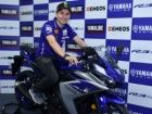 Yamaha hosts World MotoGP champion Jorge Lorenzo at BIC