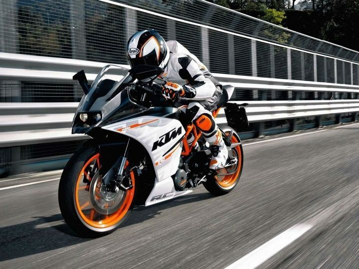 ktm to overhaul its motorcycle range2017 - zigwheels