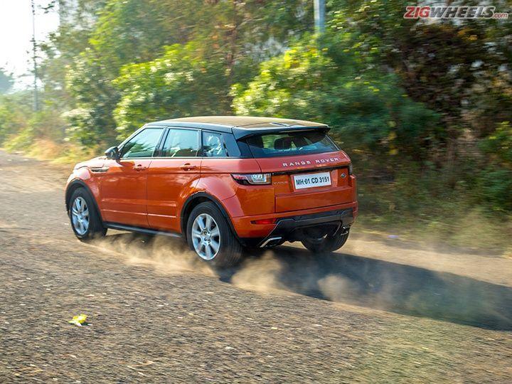 2016 Range Rover Evoque: Review - ZigWheels