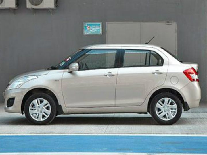 Maruti Suzuki Swift Dzire Top Model Features