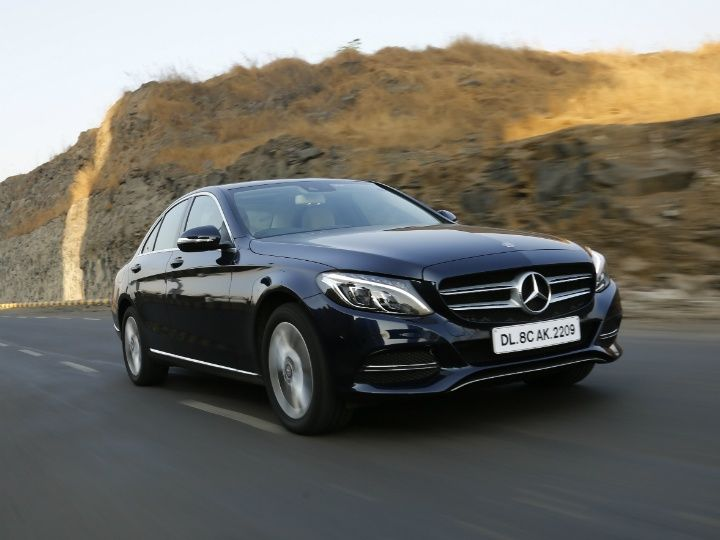 Mercedes benz c220 cdi long term review fleet for How much is service c for mercedes benz