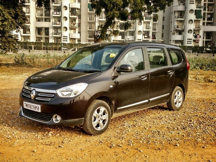 Renault Lodgy long term review