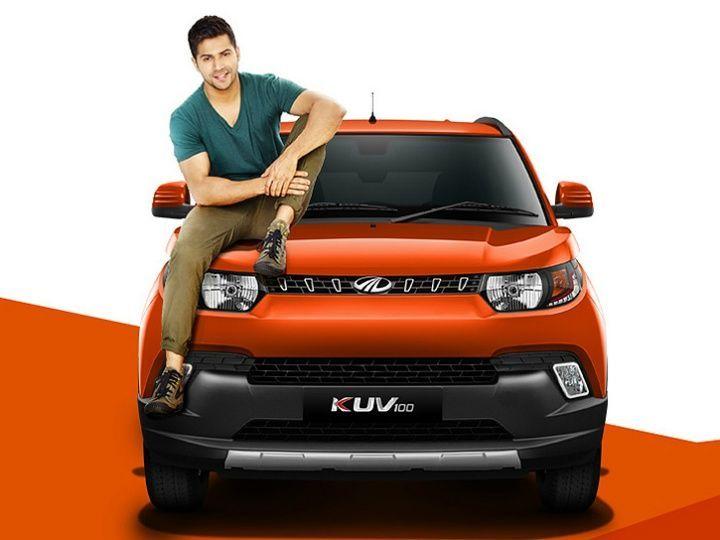 Varun Dhawan is Official Brand Ambassador of New Micro SUV ...