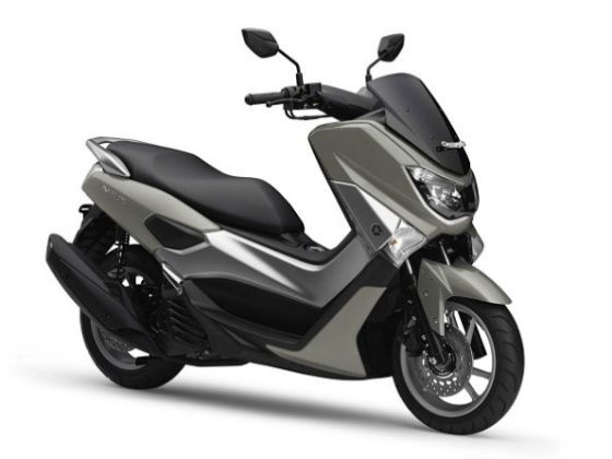 yamaha nmax 155cc scooter unveiled zigwheels. Black Bedroom Furniture Sets. Home Design Ideas