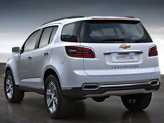 2015 Chevrolet Trailblazer First Review - ZigWheels
