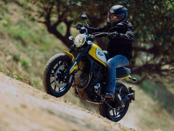 Ducati Scrambler first ride