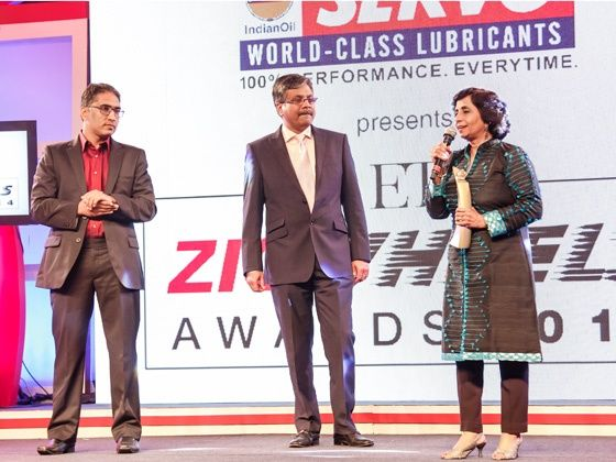Manufacturer of the Year Honda Cars India