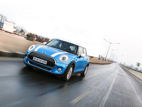 2015 Mini Cooper Diesel 5 Door Hatchback Review Zigwheels
