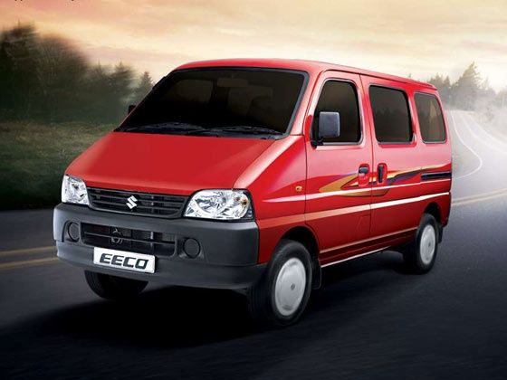 Maruti Eeco MPV launching in India in September 2015