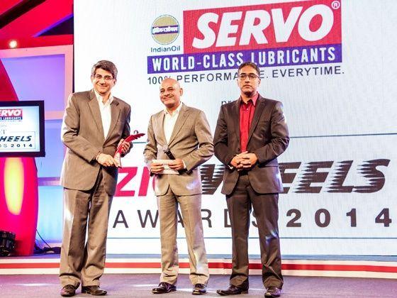 Readers Choice Two-Wheeler of the Year Mahindra Gusto