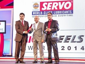 2014 ET ZigWheels Award: Technology of the Year Tata Zest for Revotron