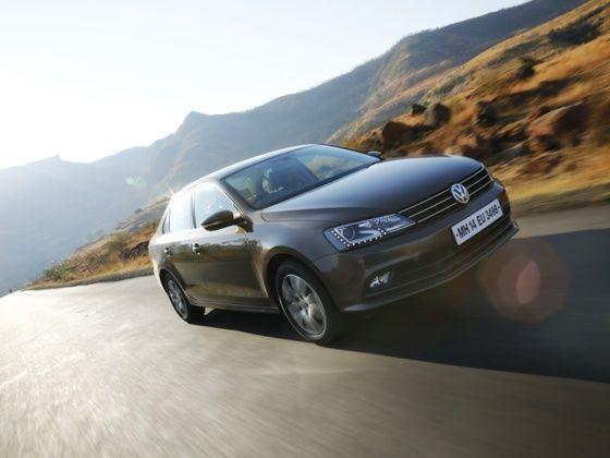 New 2015 Volkswagen Jetta facelift India Review - ZigWheels