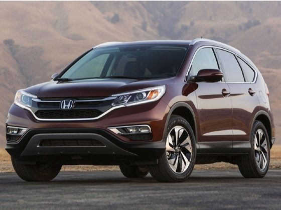 New SUVs For 2015 HONDA CRV
